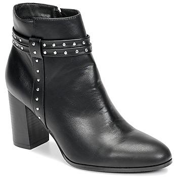 鞋子 女士 短靴 Moony Mood NINOU 黑色