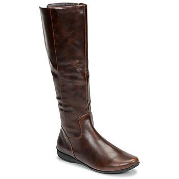鞋子 女士 都市靴 Moony Mood GURLEN 棕色
