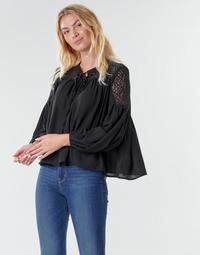 衣服 女士 女士上衣/罩衫 Molly Bracken R1521H20 黑色
