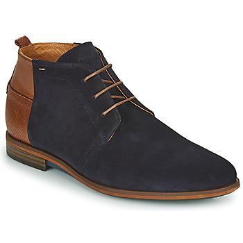 鞋子 男士 短筒靴 Kost IRWIN 5A 海蓝色