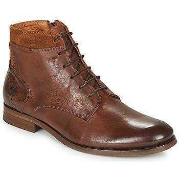 鞋子 男士 短筒靴 Kost HOWARD 35 棕色
