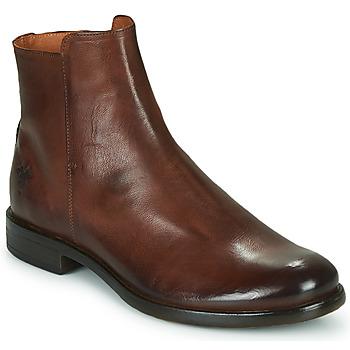 鞋子 男士 短筒靴 Kost NORMAN 35 棕色