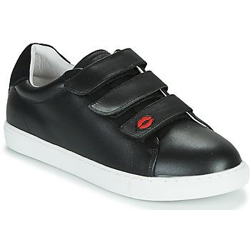 鞋子 女士 球鞋基本款 Bons baisers de Paname EDITH LEGENDE 黑色