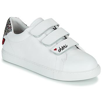 鞋子 女士 球鞋基本款 Bons baisers de Paname EDITH CHERI 白色