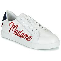 鞋子 女士 球鞋基本款 Bons baisers de Paname SIMONE MADAME MONSIEUR 白色