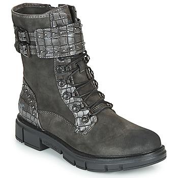 鞋子 女士 短筒靴 Mustang 1333507 灰色