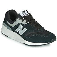 鞋子 男士 球鞋基本款 New Balance新百伦 997 黑色 / 银灰色