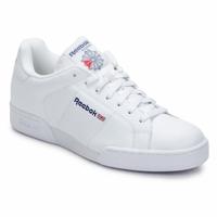 鞋子 球鞋基本款 Reebok Classic NPC II 白色