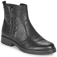 鞋子 女士 短筒靴 Primigi (adulte) DONNA BRIGIT 黑色