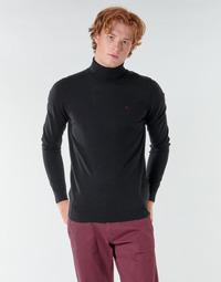 衣服 男士 羊毛衫 Teddy Smith 泰迪 史密斯 P-LOKI 黑色