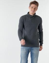 衣服 男士 羊毛衫 Teddy Smith 泰迪 史密斯 P-SIMON 黑色