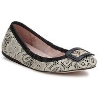 鞋子 女士 平底鞋 Fornarina LYZA 黑色 / Fabric /  wo's / Shoe