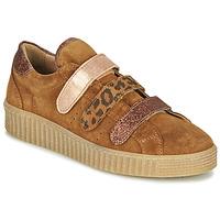 鞋子 女士 球鞋基本款 Philippe Morvan ZEUS2 V1 SILKY CAMEL 棕色