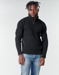 衣服 男士 羊毛衫 Schott PLECORAGE2 黑色