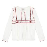 衣服 女孩 女士上衣/罩衫 Chipie 8R12014-19 白色