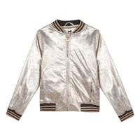 衣服 女孩 夹克 Chipie 8R40014-78 铜色