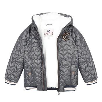 衣服 女孩 夹克 Chipie 8R41014-46 灰色