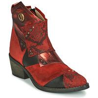 鞋子 女士 短靴 Casta DEMA 红色