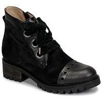 鞋子 女士 短筒靴 Casta MANDA 黑色