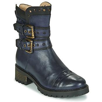 鞋子 女士 短靴 Casta MERITA 蓝色 / 黑色
