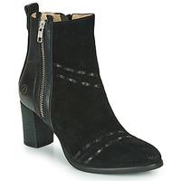 鞋子 女士 短靴 Casta SINA 黑色