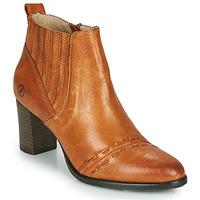 鞋子 女士 短靴 Casta SANTA 棕色