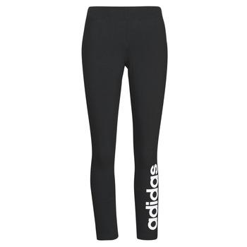 衣服 女士 紧身裤 adidas Performance 阿迪达斯运动训练 W E LIN TIGHT 黑色