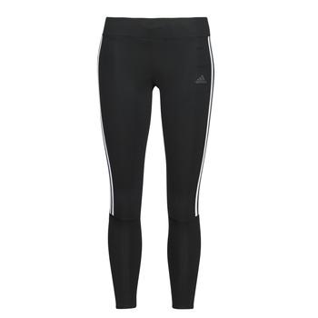 衣服 女士 紧身裤 adidas Performance 阿迪达斯运动训练 RUN IT TGT W 黑色