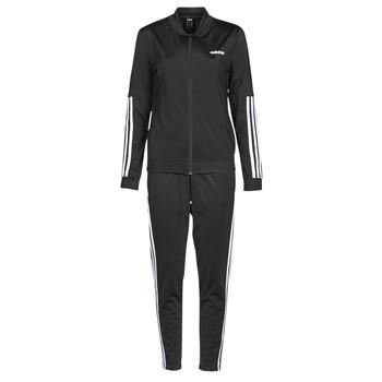 衣服 女士 厚套装 adidas Performance 阿迪达斯运动训练 WTS BACK2BAS 3S 黑色