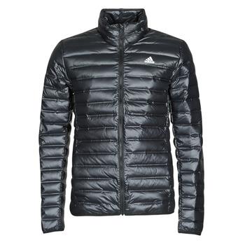 衣服 男士 羽绒服 adidas Performance 阿迪达斯运动训练 Varilite Jacket 黑色