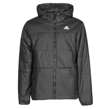 衣服 男士 羽绒服 adidas Performance 阿迪达斯运动训练 BSC HOOD INS J 黑色