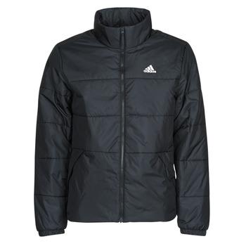 衣服 男士 羽绒服 adidas Performance 阿迪达斯运动训练 BSC 3S INS JKT 黑色