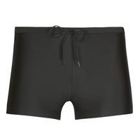 衣服 男士 男士泳裤 adidas Performance 阿迪达斯运动训练 FIT TAPER BX 黑色