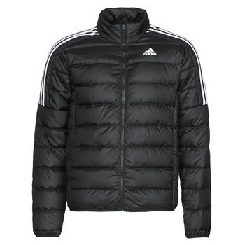 衣服 男士 羽绒服 adidas Performance 阿迪达斯运动训练 ESS DOWN JACKET 黑色