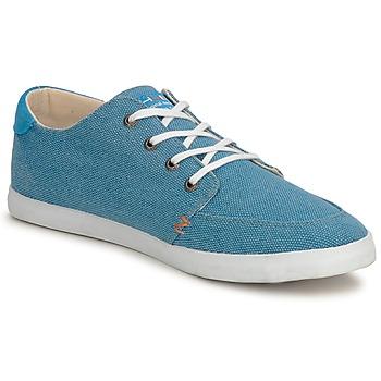 鞋子 男士 球鞋基本款 Hub Footwear BOSS HUB 蓝色 / 白色