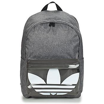 包 双肩包 Adidas Originals 阿迪达斯三叶草 AC CLASSIC BP 灰色