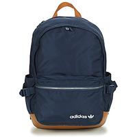 包 双肩包 Adidas Originals 阿迪达斯三叶草 PE MODERN BP 蓝色 / 海军蓝