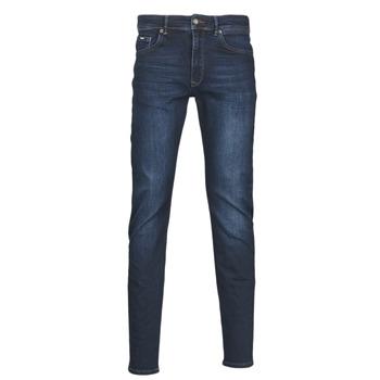 衣服 男士 紧身牛仔裤 Petrol Industry SEAHAMCLASSIC 蓝色 / Fonce