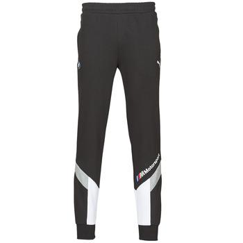 衣服 男士 厚裤子 Puma 彪马 BMW MMS MCS SWEAT PANTS SLIM FIT 黑色