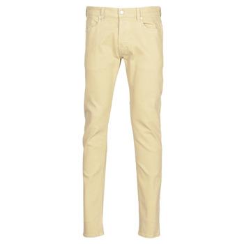 衣服 男士 紧身牛仔裤 Diesel 迪赛尔 D-LUSTER 米色