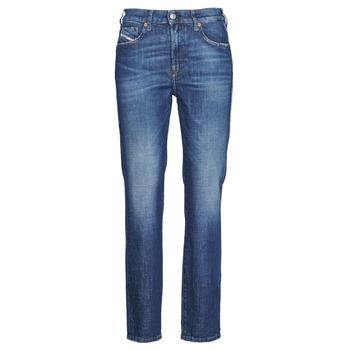 衣服 女士 直筒牛仔裤 Diesel 迪赛尔 JOY 蓝色