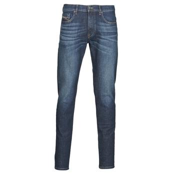 衣服 男士 紧身牛仔裤 Diesel 迪赛尔 D-STRUKT 蓝色