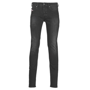 衣服 男士 牛仔铅笔裤 Diesel 迪赛尔 SLEENKER 灰色 / Fonce