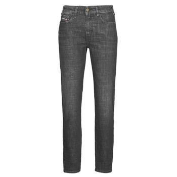 衣服 女士 直筒牛仔裤 Diesel 迪赛尔 D-JOY 灰色