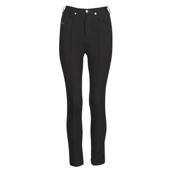 衣服 女士 多口袋裤子 Diesel 迪赛尔 P-CUPERY 黑色
