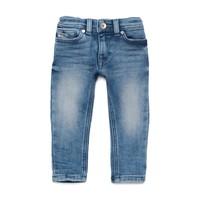 衣服 男孩 牛仔铅笔裤 Diesel 迪赛尔 SLEENKER 蓝色
