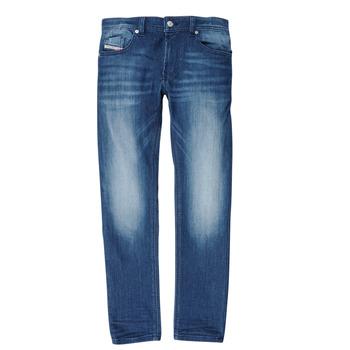 衣服 男孩 紧身牛仔裤 Diesel 迪赛尔 THOMMER 蓝色