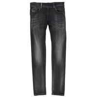 衣服 男孩 牛仔铅笔裤 Diesel 迪赛尔 SLEENKER 黑色