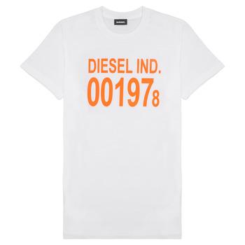 衣服 儿童 短袖体恤 Diesel 迪赛尔 TDIEGO1978 白色