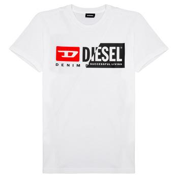 衣服 儿童 短袖体恤 Diesel 迪赛尔 TDIEGOCUTY 白色